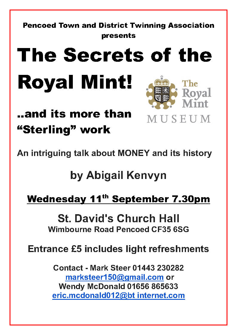 royal mint talk
